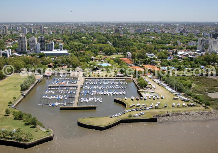 Port de Vincente Lopez