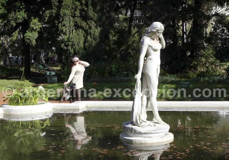 Balade romantique, Palermo