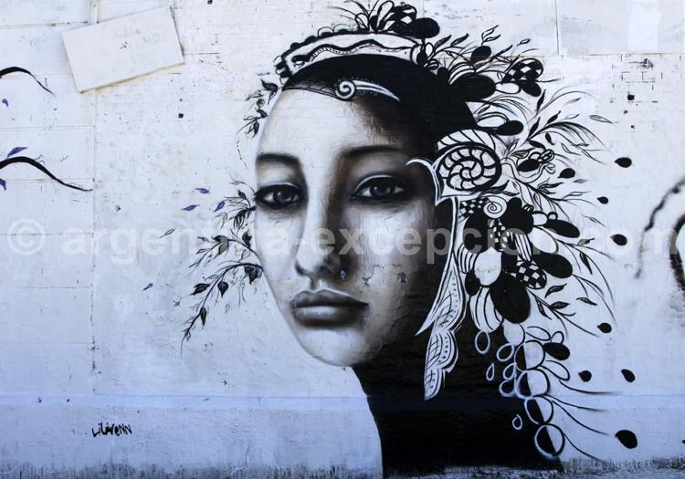 Fresque urbaine, Plaermo