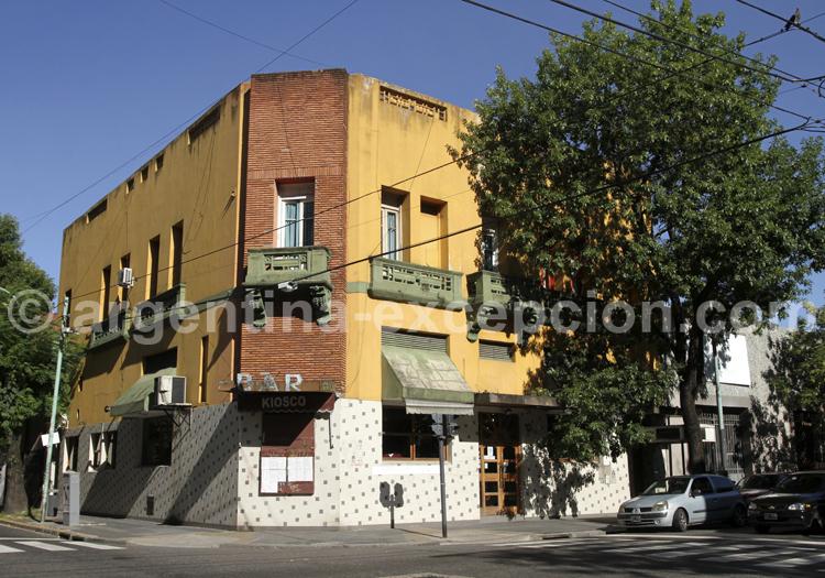 Quartier de Caballito