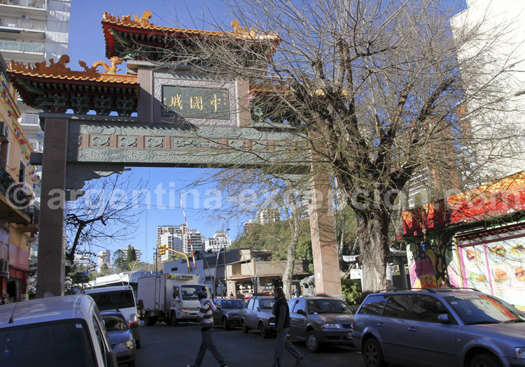 Quartier chinois, Buenos Aires