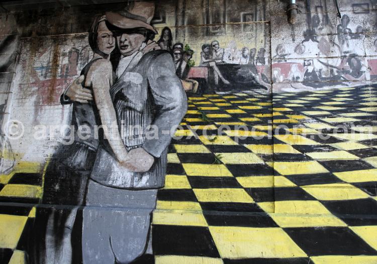 Milonga, Street Art