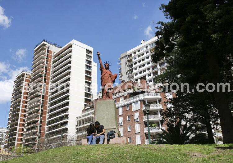 Réplique de la statue de La Liberté, Buenos Aires