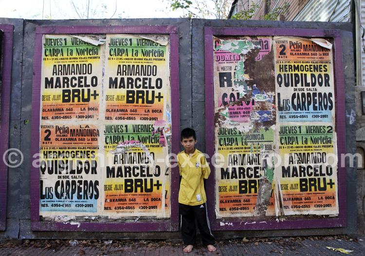 Quartier populaire, Barracas