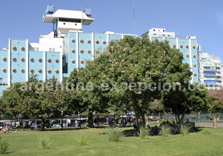 Hôpital Naval Pedro Mallo, Caballito