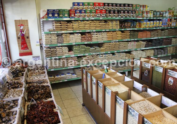 Magazin d'épices chinoise, Belgrano