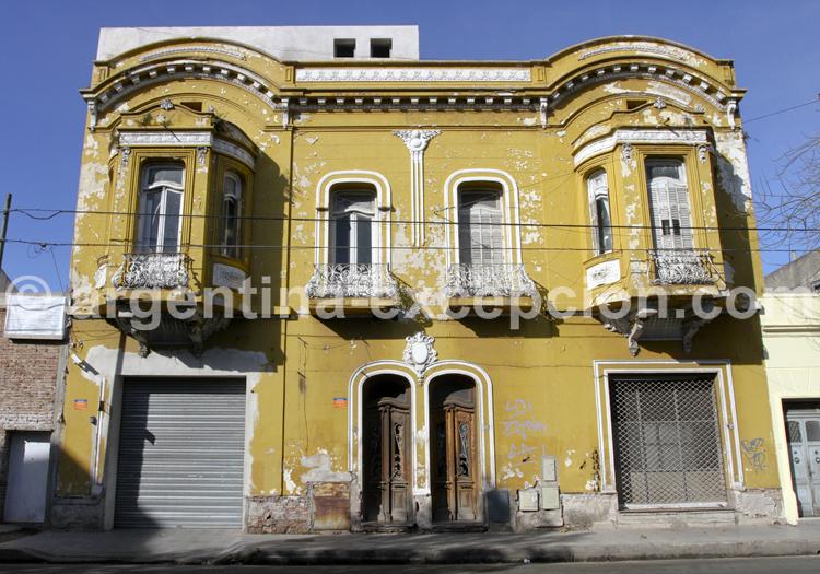 Bâtisse luxueuse, Barracas
