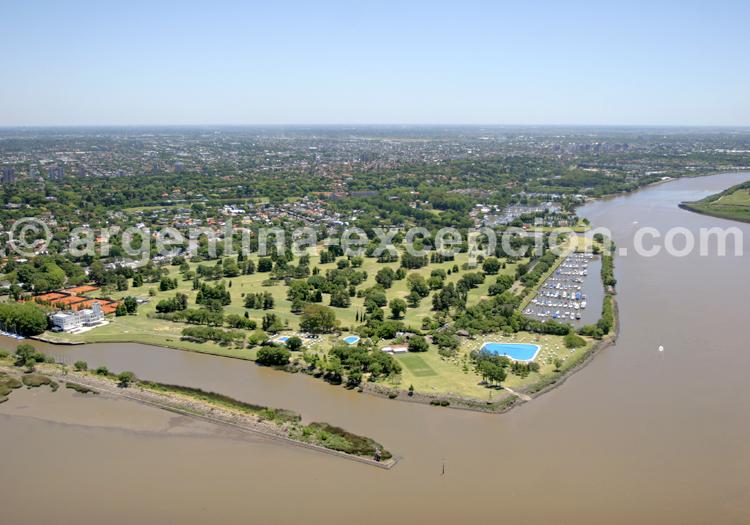 Club nautique San Isidro, rio Lujan