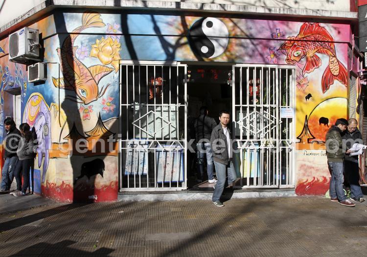 Quartier chinois, Belgrano