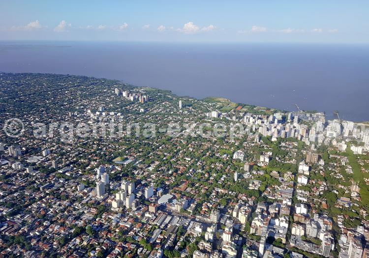 Quartiers nord de Buenos Aires