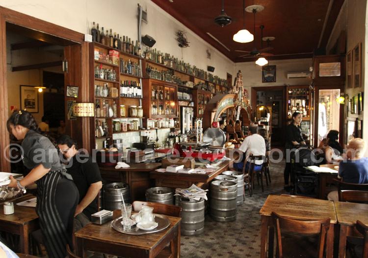Bar notable, San Telmo