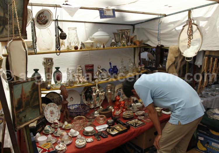 Porcelaine, Marché de San Telmo