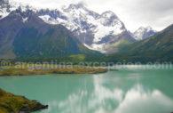 Mirador Los Cuernos à Torres del Paine