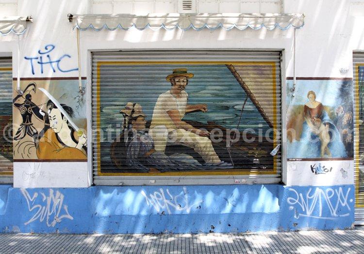 Street Art, La Boca