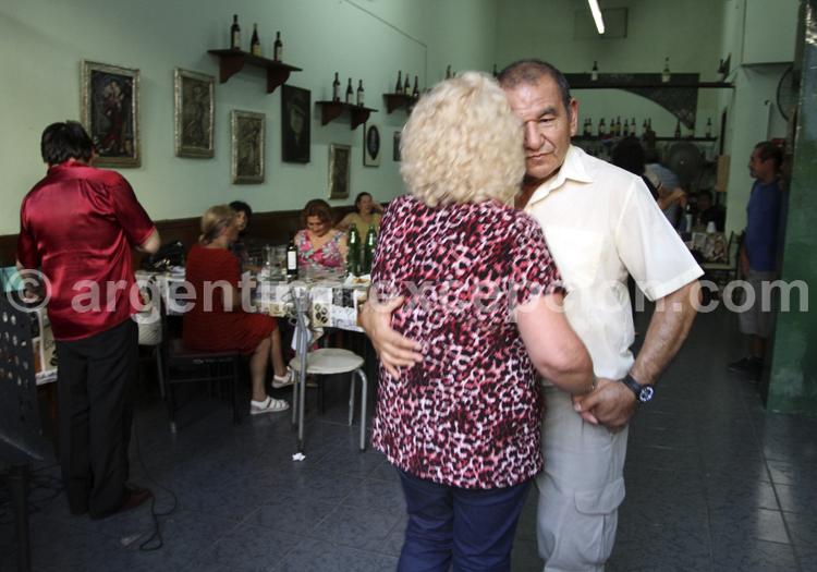 Tango à Boedo