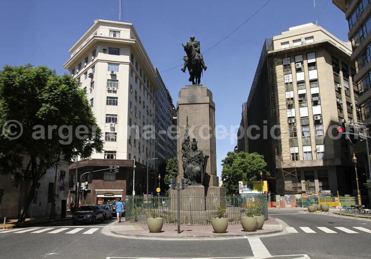 City tour San Telmo