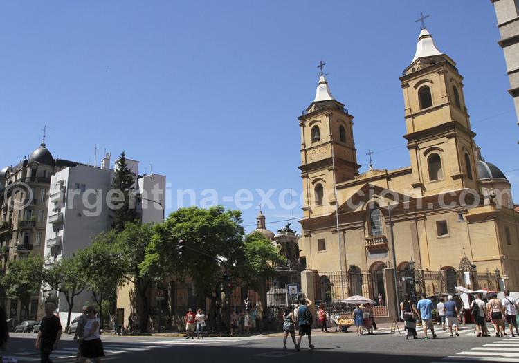 Eglise à San Telmo