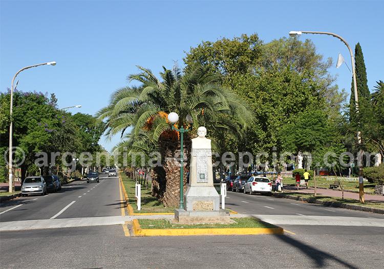 Parc Sarmiento, Av Deodoro Roca