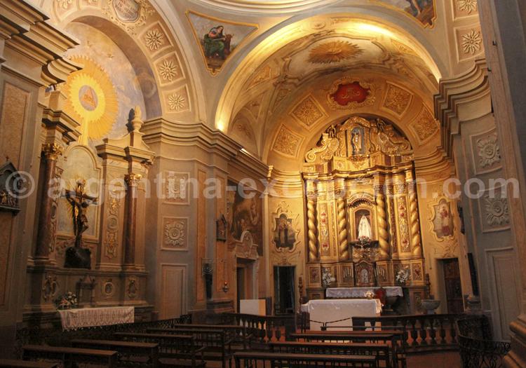 Eglise jésuite Alta Gracia