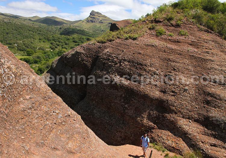 Trekking à Ongamira, Cordoba
