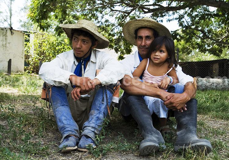 Portraits de gauchos argentins, Corrientes, Argentine avec l'agence de voyage Argentina Excepción
