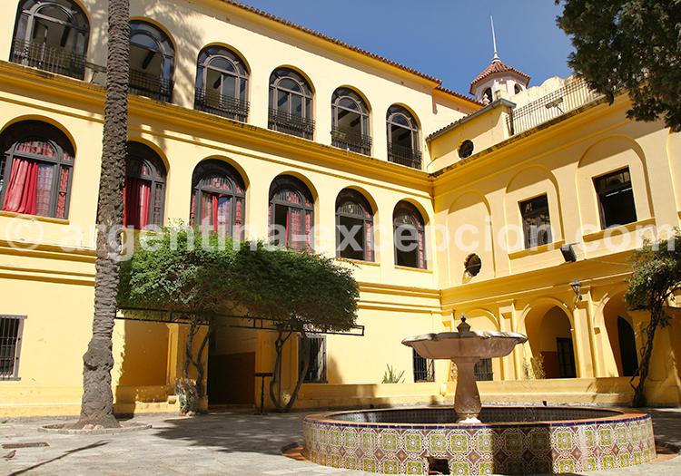 Collège et musée Monserrat