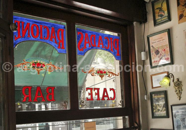 Café, San Telmo