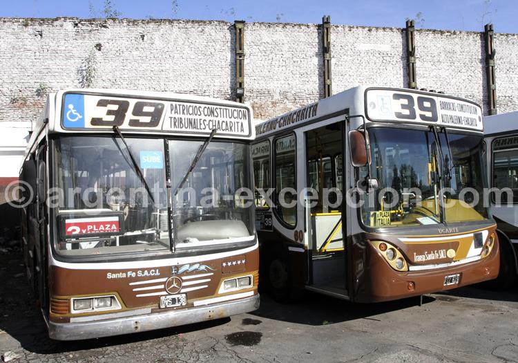 Transport à Buenos Aires