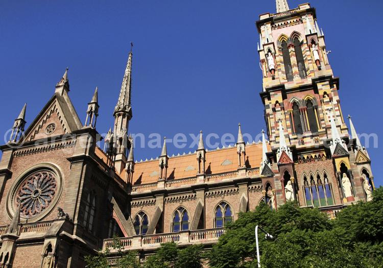 Eglise gothique, Sagrado Corazón de Jesús