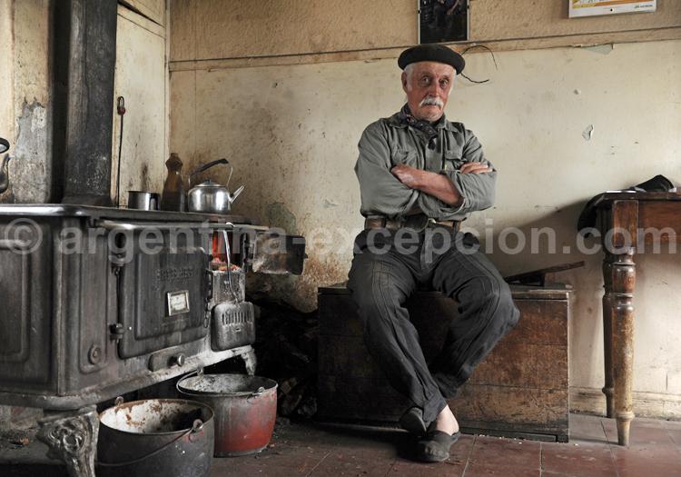Gaucho, Patagonie