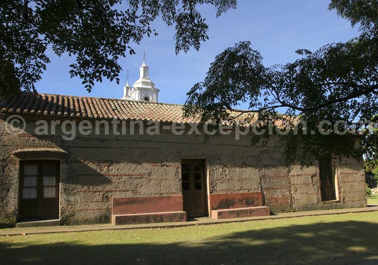 Estancia jésuite Santa Catalina