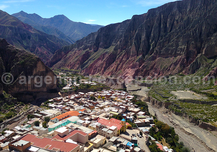 Altiplano, Argentine