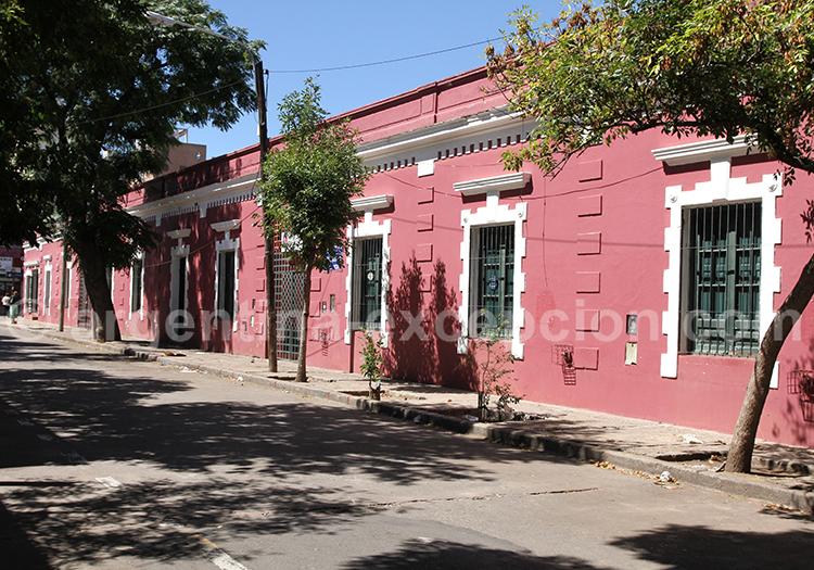 Architecture, Güemes, Cordoba
