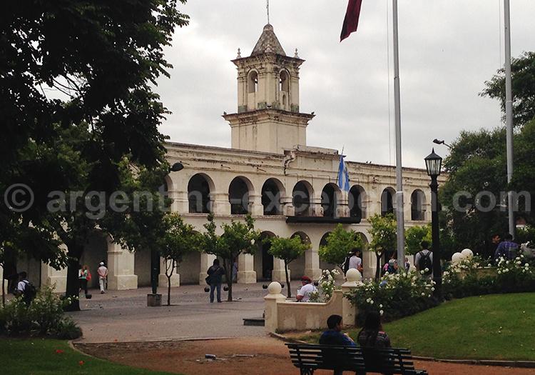 Cabildo, village du NOA