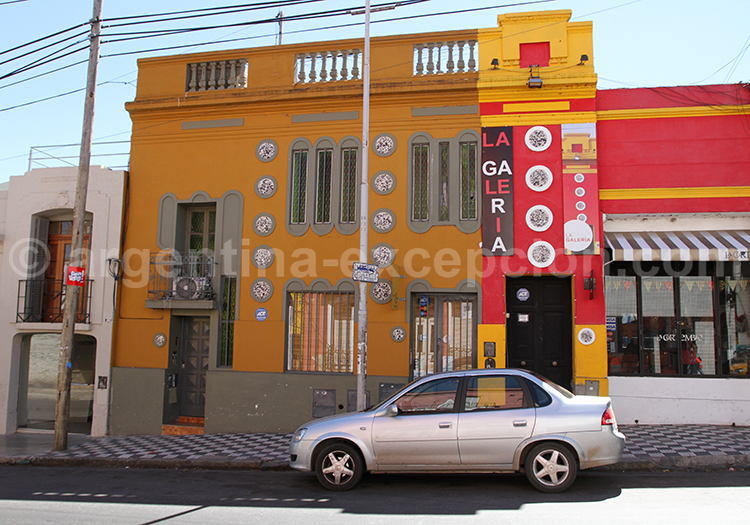 Maison coloniale rénovée, Cordoba