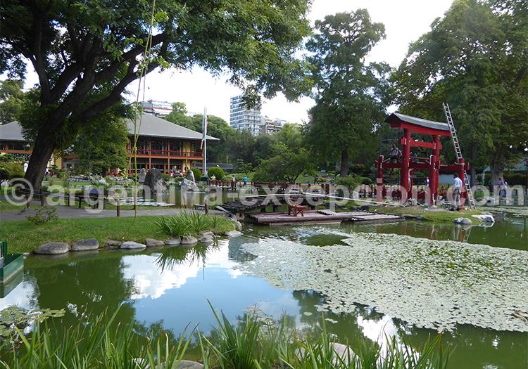 Jardin Japonais, Palermo