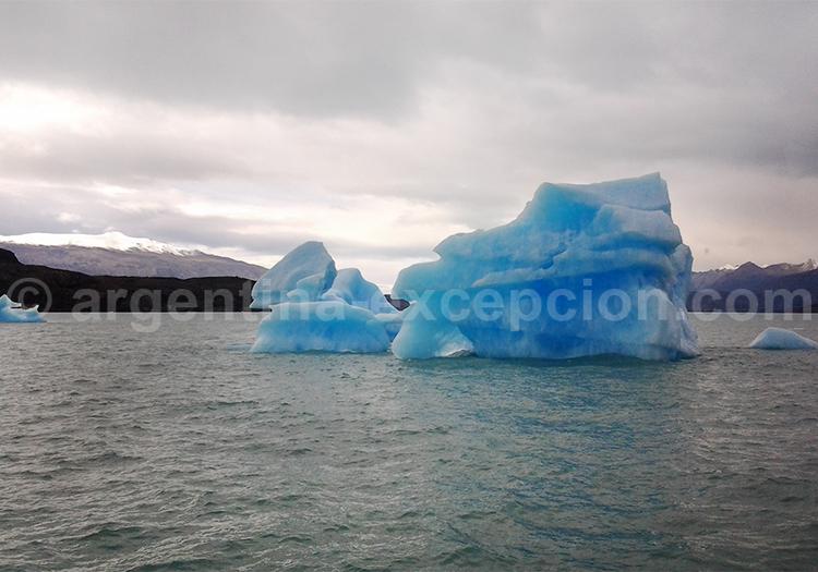 Lago Argentino, Patagonie
