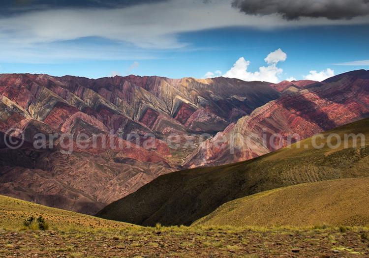 Montagne aux sept couleurs
