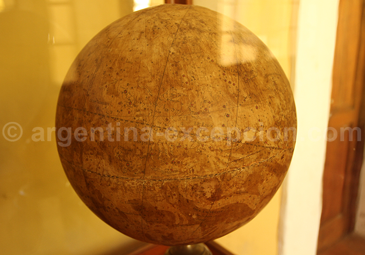 Globe célèste, 1879