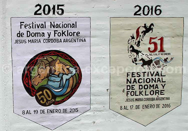 Festival de Doma y Folklore, Jesús María