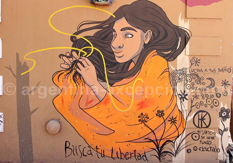 Art de rue, Cordoba, Argentine