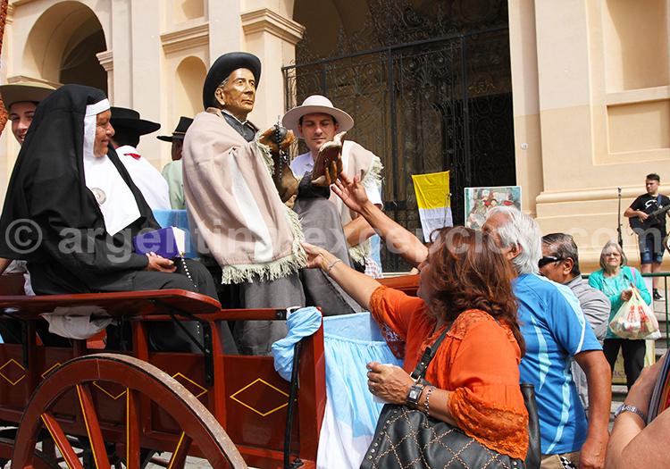 Pèlerinage Brochero, Cordoba