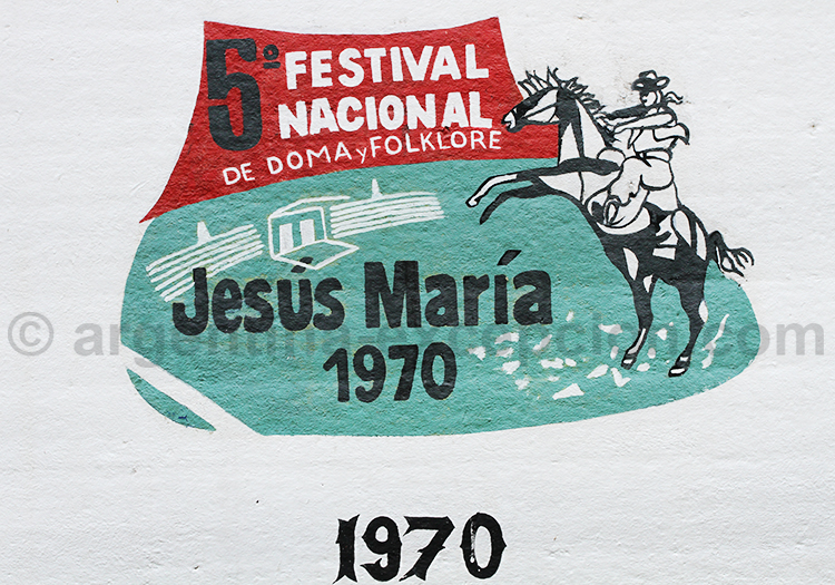 Festival de Doma et Folklore, Cordoba