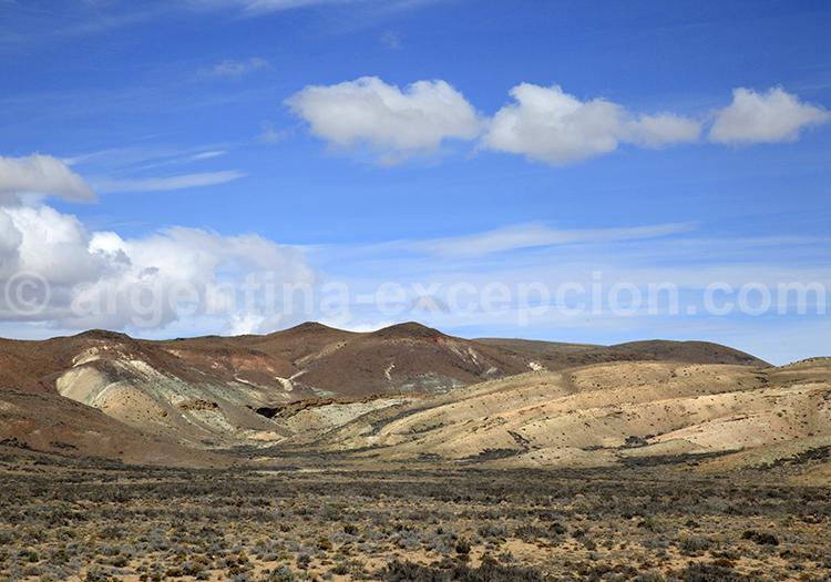 Province de Chubut, Patagonie
