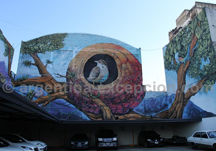 Mural, Cordoba