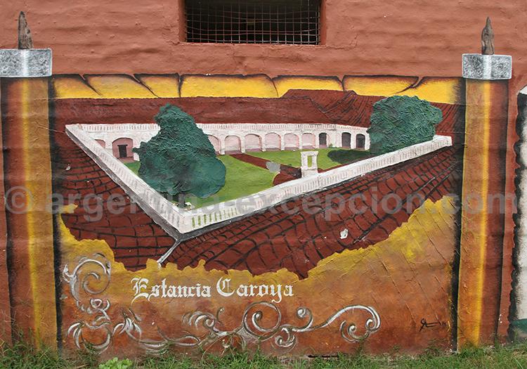 Estancia Caroya, Cordoba