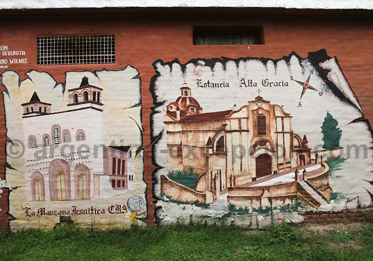 Héritage jésuite, Cordoba