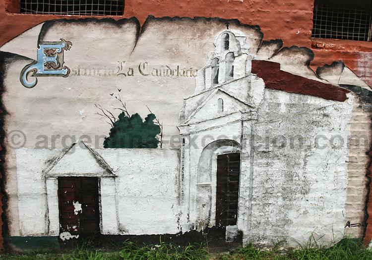 Estancia la Candelaria, Cordoba