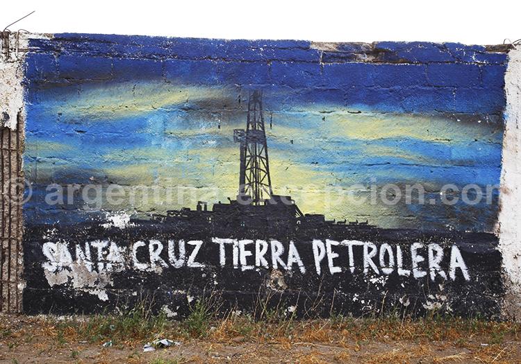 Vaca Muerta, Santa Cruz