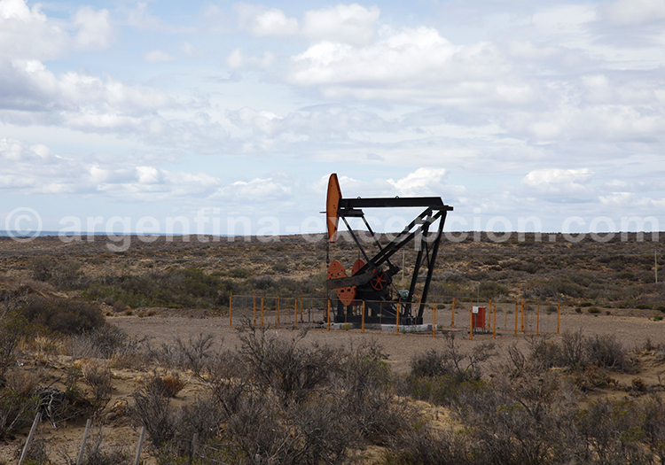 Extraction de gaz de schiste à Vaca Muerta